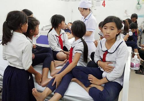 Ninh Thuận: Sau khi uống sữa Nestle Milo 44 học sinh nhập viện Ảnh 2