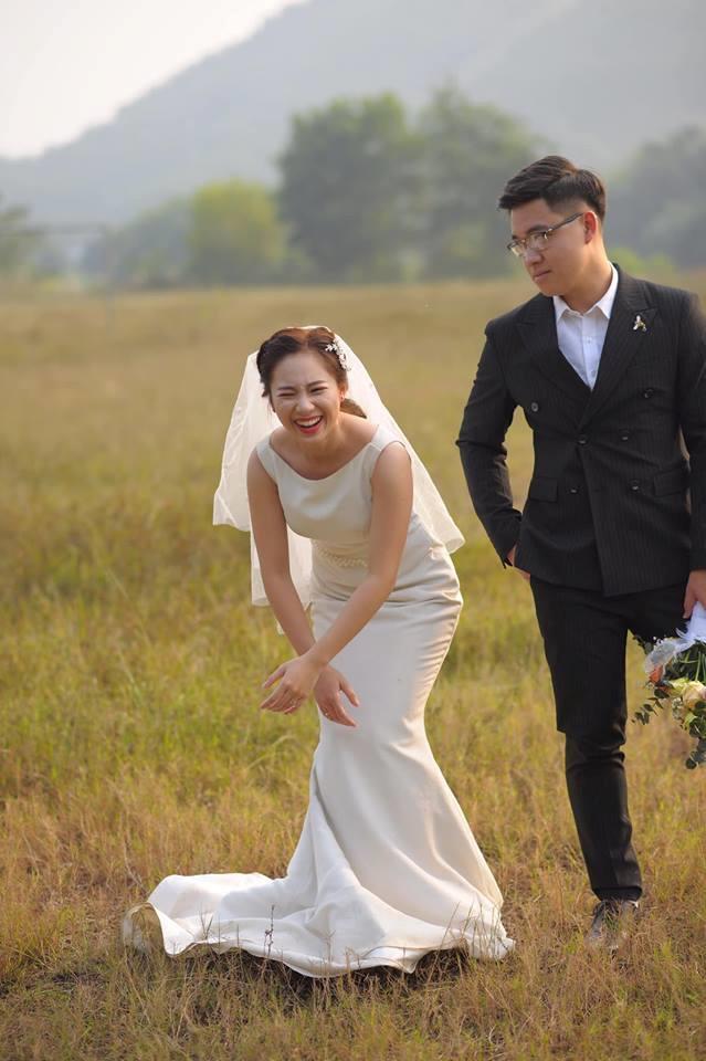 Cặp 9X Thái Nguyên yêu 7 năm và ảnh cưới 'cười không thấy mặt trời' Ảnh 3