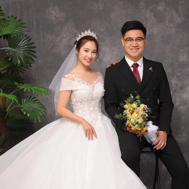 Cặp 9X Thái Nguyên yêu 7 năm và ảnh cưới 'cười không thấy mặt trời' Ảnh 7
