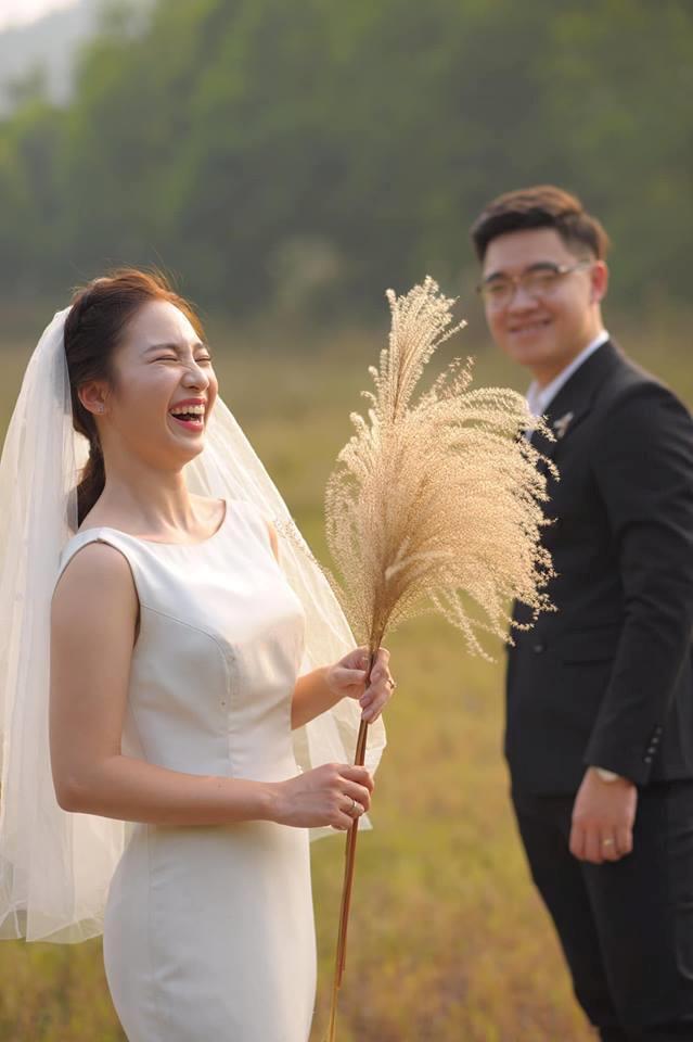 Cặp 9X Thái Nguyên yêu 7 năm và ảnh cưới 'cười không thấy mặt trời' Ảnh 6