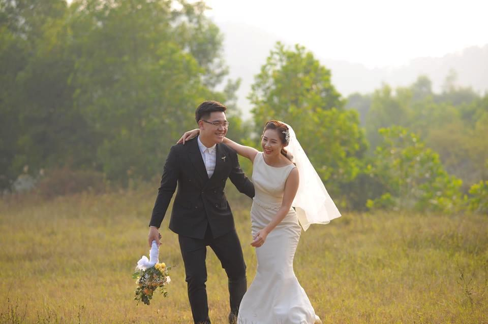 Cặp 9X Thái Nguyên yêu 7 năm và ảnh cưới 'cười không thấy mặt trời' Ảnh 2