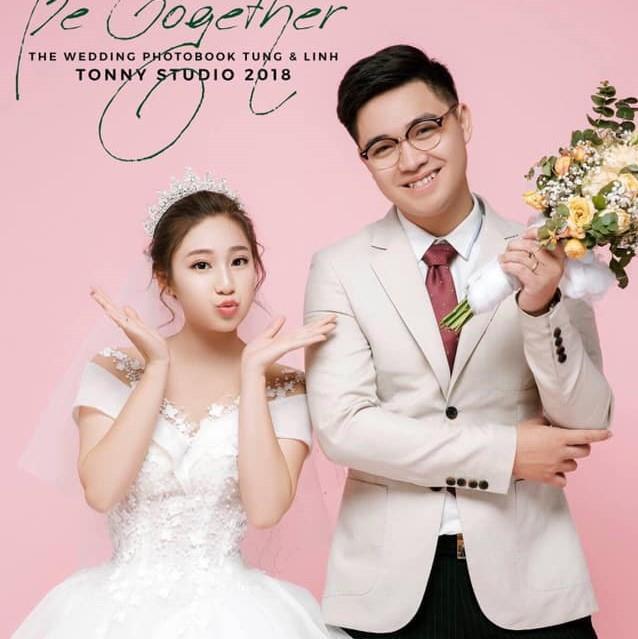 Cặp 9X Thái Nguyên yêu 7 năm và ảnh cưới 'cười không thấy mặt trời' Ảnh 8
