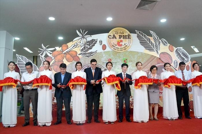 20 thương hiệu cà phê nổi tiếng Việt Nam hội tụ tại Lễ hội cà phê Ảnh 1