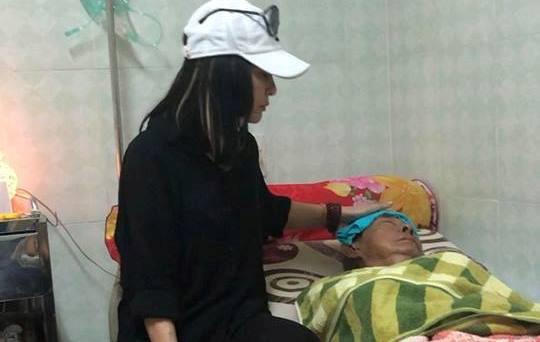 Sức khỏe nghệ sĩ Lê Bình chuyển biến xấu, đã chuyển vào phòng hồi sức khẩn cấp Ảnh 1