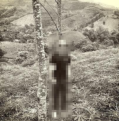 Nghi phạm sát hại 2 em vợ cũ đã treo cổ tự tử Ảnh 1