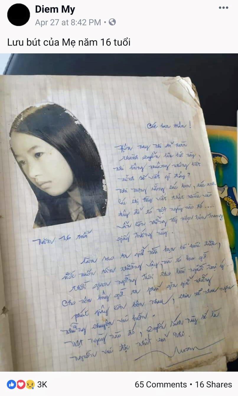 Diễm My 9x xúc động kể về mẹ vừa qua đời, cộng đồng mạng khóc như mưa Ảnh 3