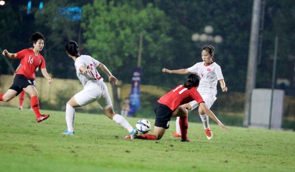 Hơn Iran chỉ số fair-play, Việt Nam đoạt vé dự VCK U.19 nữ châu Á Ảnh 2