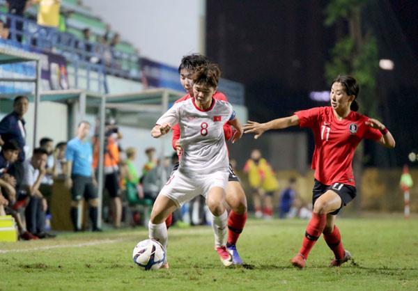 Hơn Iran chỉ số fair-play, Việt Nam đoạt vé dự VCK U.19 nữ châu Á Ảnh 1