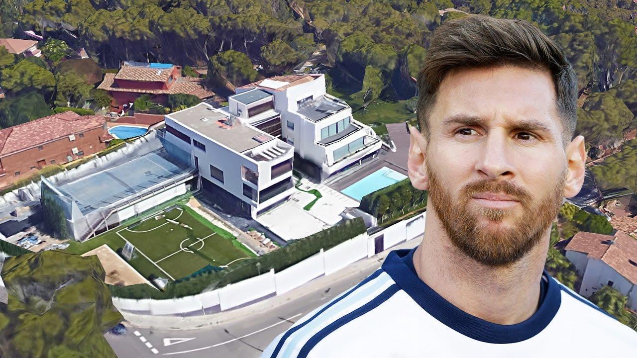 10 ngôi nhà đắt nhất của các siêu sao bóng đá Ảnh 6