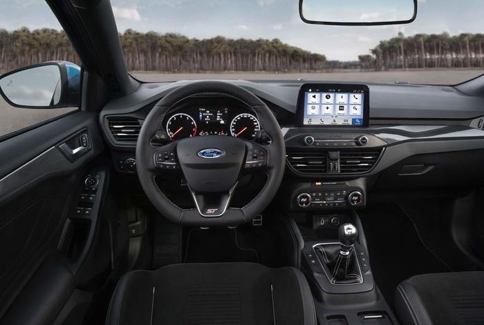 Ford Focus ST 2019 mở bán tại Anh, giá từ 888 triệu đồng Ảnh 7