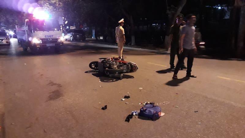 Quảng Trị: Con nhỏ ngồi sau xe mẹ tử vong vì tai nạn giao thông Ảnh 2