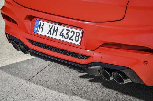 BMW X4M Competition - đối thủ của Mercedes-AMG GLC63 S, Porsche Macan Turbo Ảnh 15