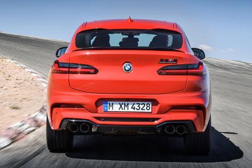 BMW X4M Competition - đối thủ của Mercedes-AMG GLC63 S, Porsche Macan Turbo Ảnh 7