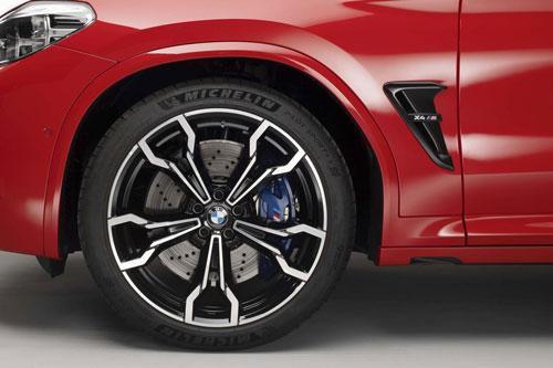 BMW X4M Competition - đối thủ của Mercedes-AMG GLC63 S, Porsche Macan Turbo Ảnh 11