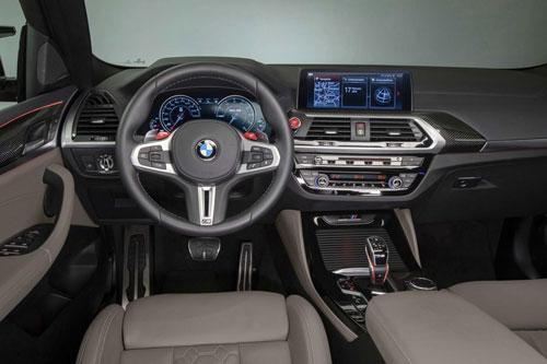 BMW X4M Competition - đối thủ của Mercedes-AMG GLC63 S, Porsche Macan Turbo Ảnh 18