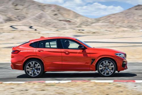 BMW X4M Competition - đối thủ của Mercedes-AMG GLC63 S, Porsche Macan Turbo Ảnh 5