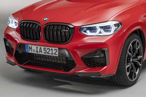 BMW X4M Competition - đối thủ của Mercedes-AMG GLC63 S, Porsche Macan Turbo Ảnh 8