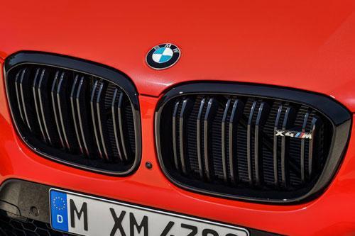 BMW X4M Competition - đối thủ của Mercedes-AMG GLC63 S, Porsche Macan Turbo Ảnh 9