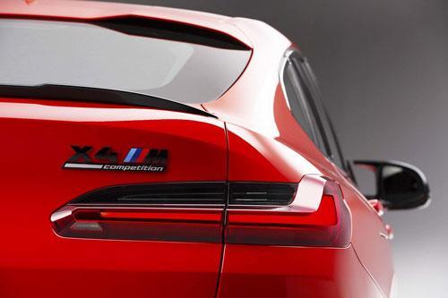 BMW X4M Competition - đối thủ của Mercedes-AMG GLC63 S, Porsche Macan Turbo Ảnh 16