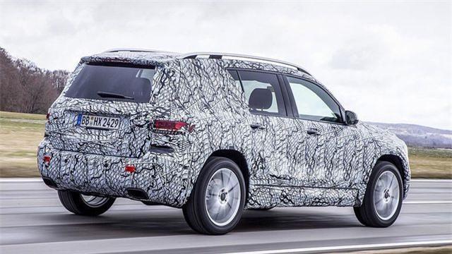 Mercedes-Benz chuẩn bị trình làng mẫu SUV 7 chỗ GLB Ảnh 5