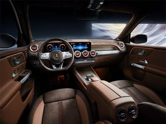 Mercedes-Benz chuẩn bị trình làng mẫu SUV 7 chỗ GLB Ảnh 2