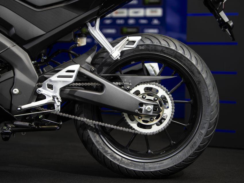 Yamaha YZF-R125 2019 có phiên bản Monster MotoGP mạnh mẽ hơn Ảnh 8