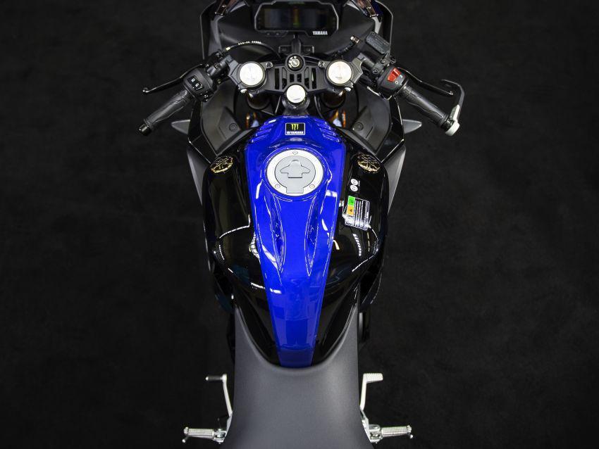 Yamaha YZF-R125 2019 có phiên bản Monster MotoGP mạnh mẽ hơn Ảnh 6