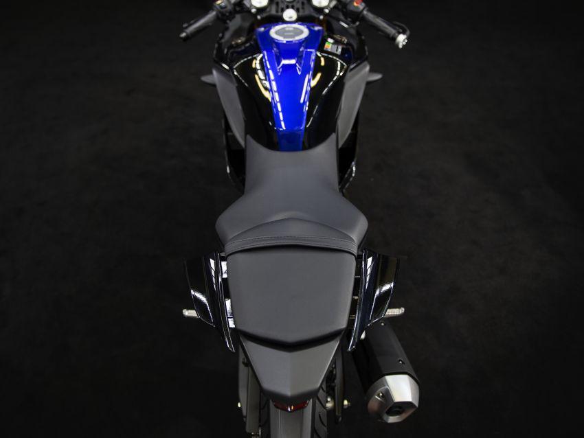 Yamaha YZF-R125 2019 có phiên bản Monster MotoGP mạnh mẽ hơn Ảnh 9
