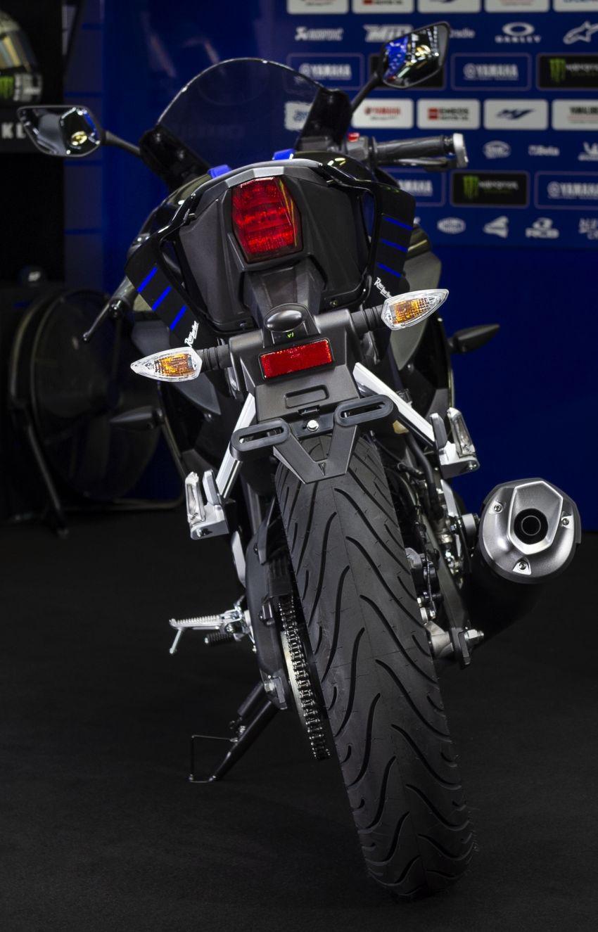 Yamaha YZF-R125 2019 có phiên bản Monster MotoGP mạnh mẽ hơn Ảnh 7