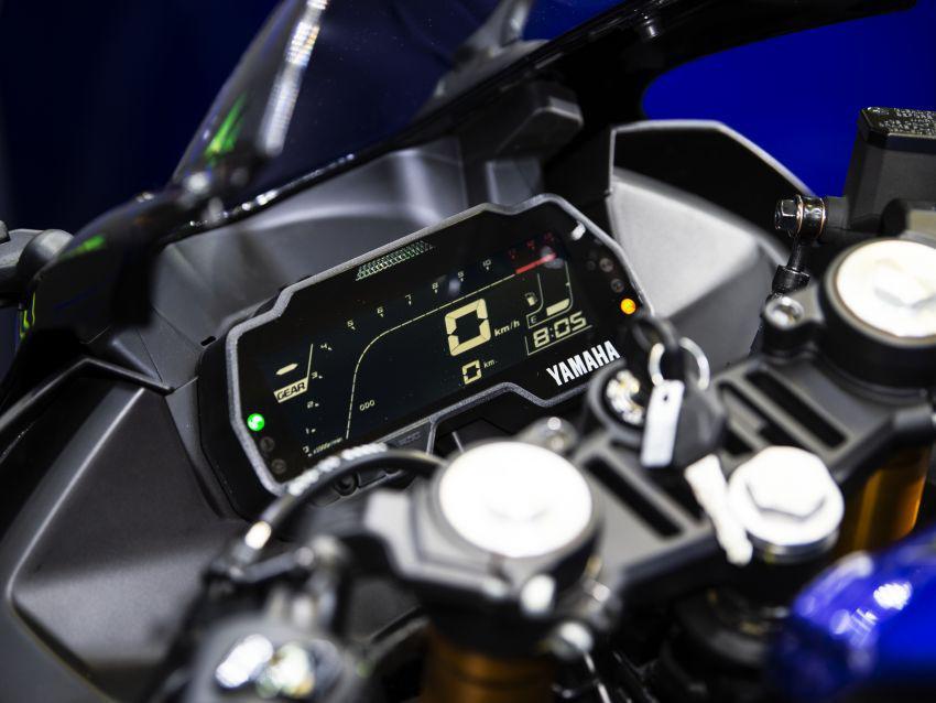 Yamaha YZF-R125 2019 có phiên bản Monster MotoGP mạnh mẽ hơn Ảnh 5