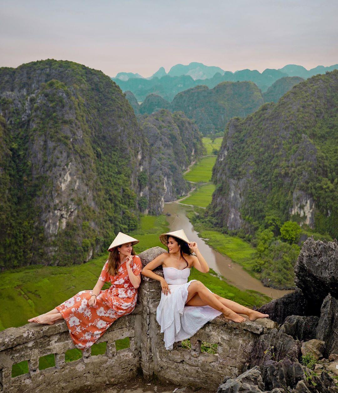 Dọc miền đất nước khám phá cảnh đẹp Ninh Bình, Huế, Đà Lạt Ảnh 3