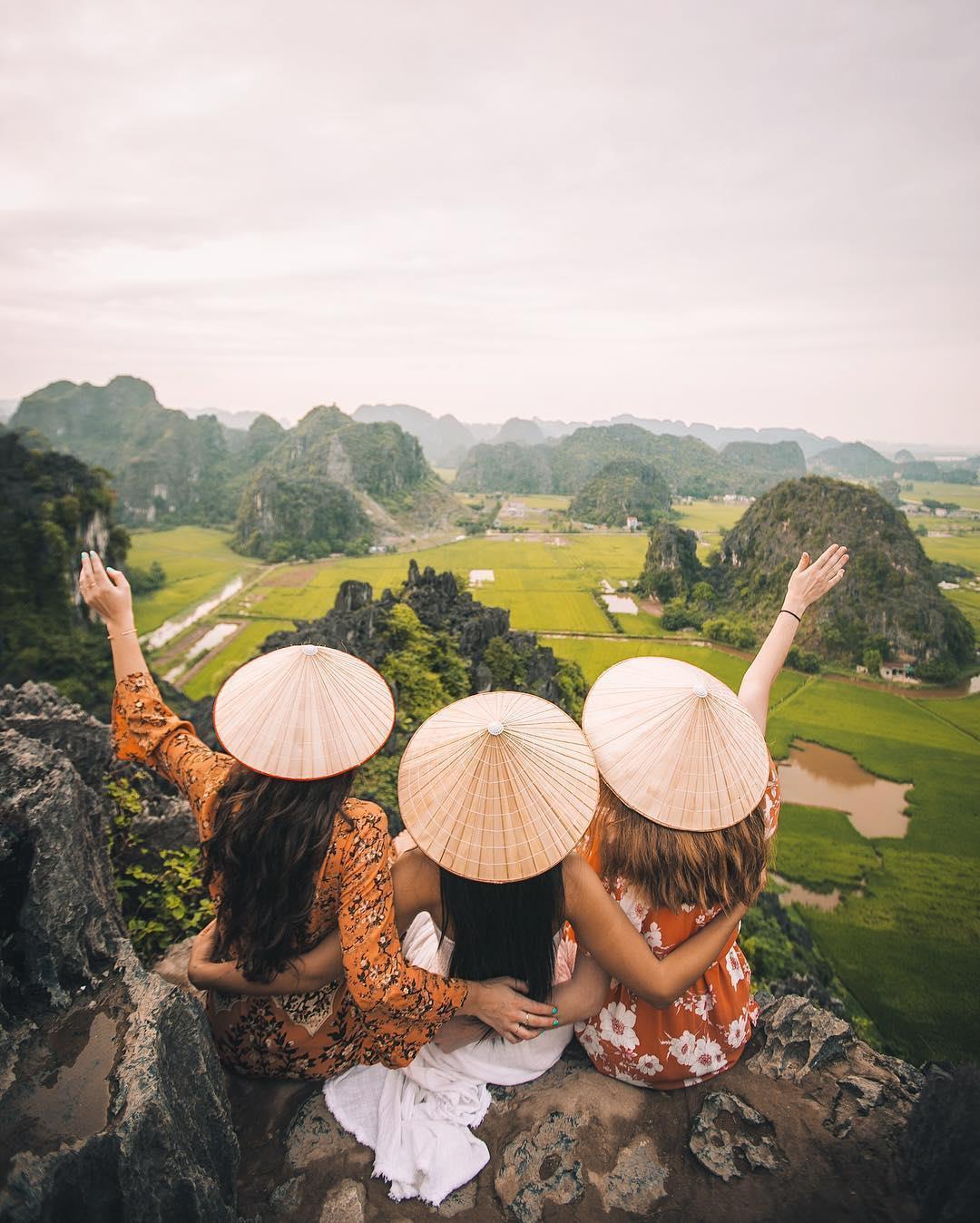 Dọc miền đất nước khám phá cảnh đẹp Ninh Bình, Huế, Đà Lạt Ảnh 5
