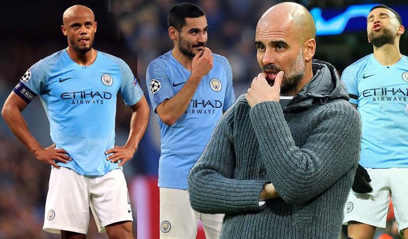 Guardiola lộ kế hoạch 'thanh trừng' khó tin ở Man City Ảnh 1