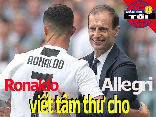 Cầu thủ từng đến VN chia tay Man City, Ronaldo gửi tâm thư Ảnh 1