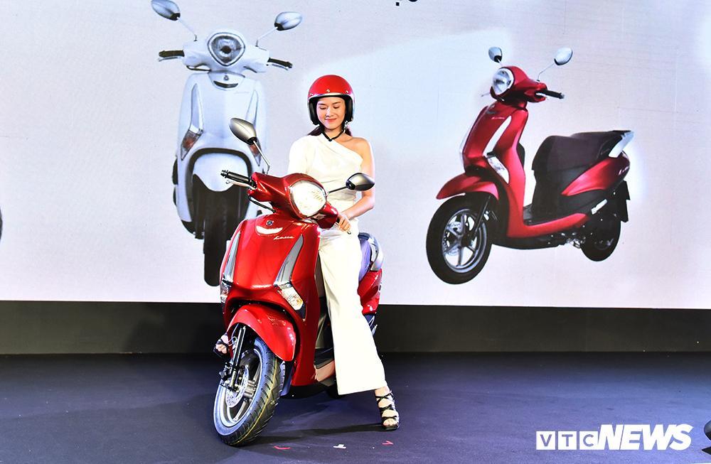 Cận cảnh xe máy Yamaha Latte gần 38 triệu đồng vừa 'trình làng' Ảnh 6