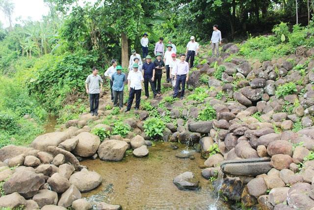 Khởi động tour du lịch thăm giếng cổ Gio An và vườn sâm Bố Chính Ảnh 1