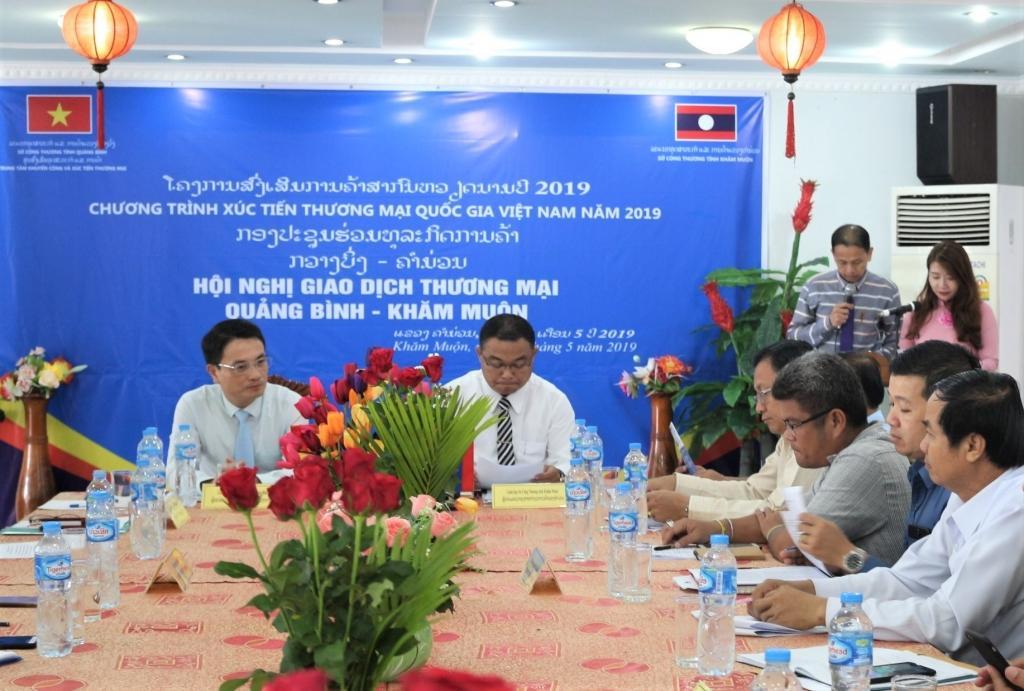 Quảng Bình: Ngành Công Thương kết nối giao thương tại Thái Lan, Lào Ảnh 1