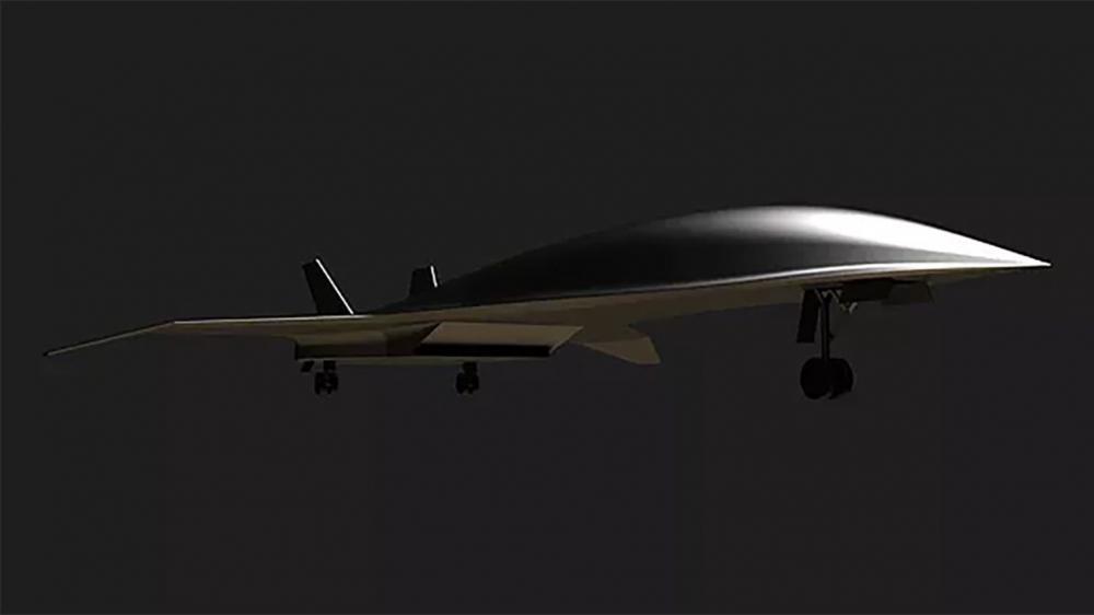 Một công ty Mỹ phát triển máy bay siêu thanh, có thể đạt vận tốc 6.000km/giờ Ảnh 1