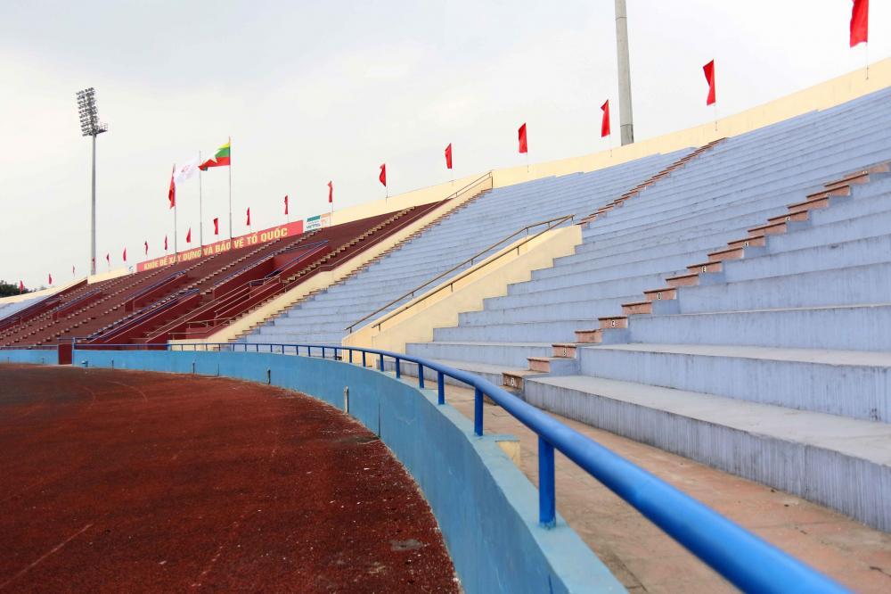 Cận cảnh sân vận động mới tinh sắp tổ chức trận U23 Việt Nam vs U23 Myanmar Ảnh 11