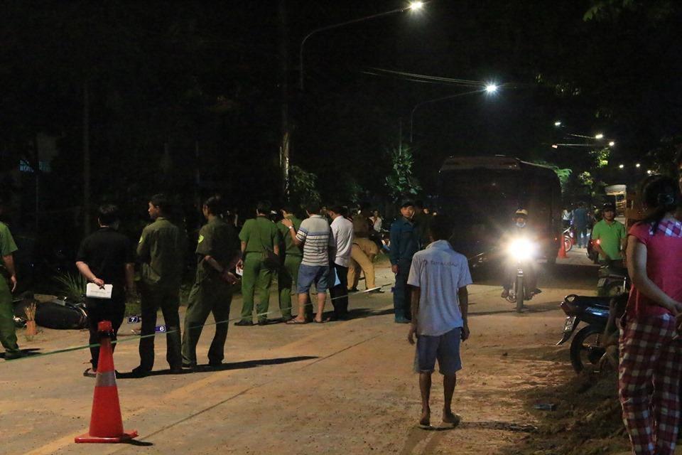 2 người tử vong trong đêm sau tiếng va chạm mạnh trên đường Ảnh 2
