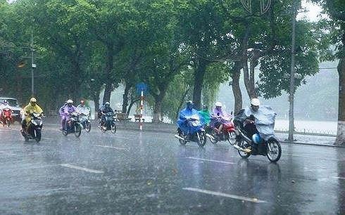 Tuần này, mưa dông trên cả nước Ảnh 1