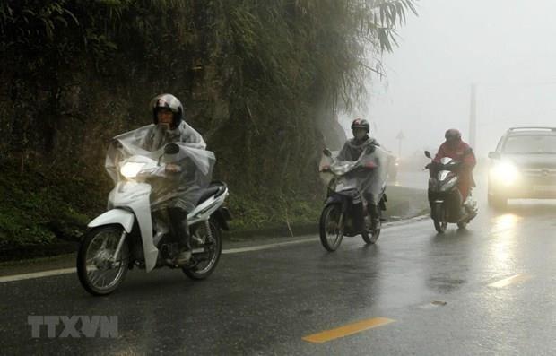 Các tỉnh miền núi Bắc Bộ có nơi mưa rất to, nguy cơ cao xảy ra lũ quét Ảnh 1