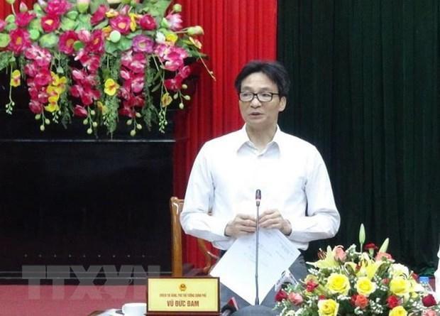 Phó Thủ tướng tiếp thành viên Diễn đàn Lãnh đạo trẻ Việt Nam-Australia Ảnh 1