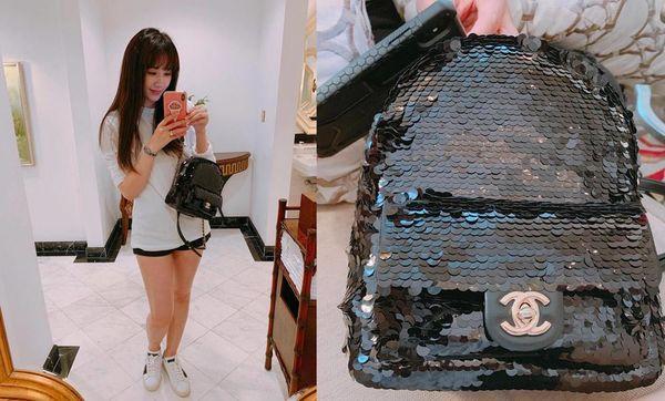 Đâu thua chị kém em, Hari Won cũng được chồng mua hàng hiệu, chất ngập giường Ảnh 5