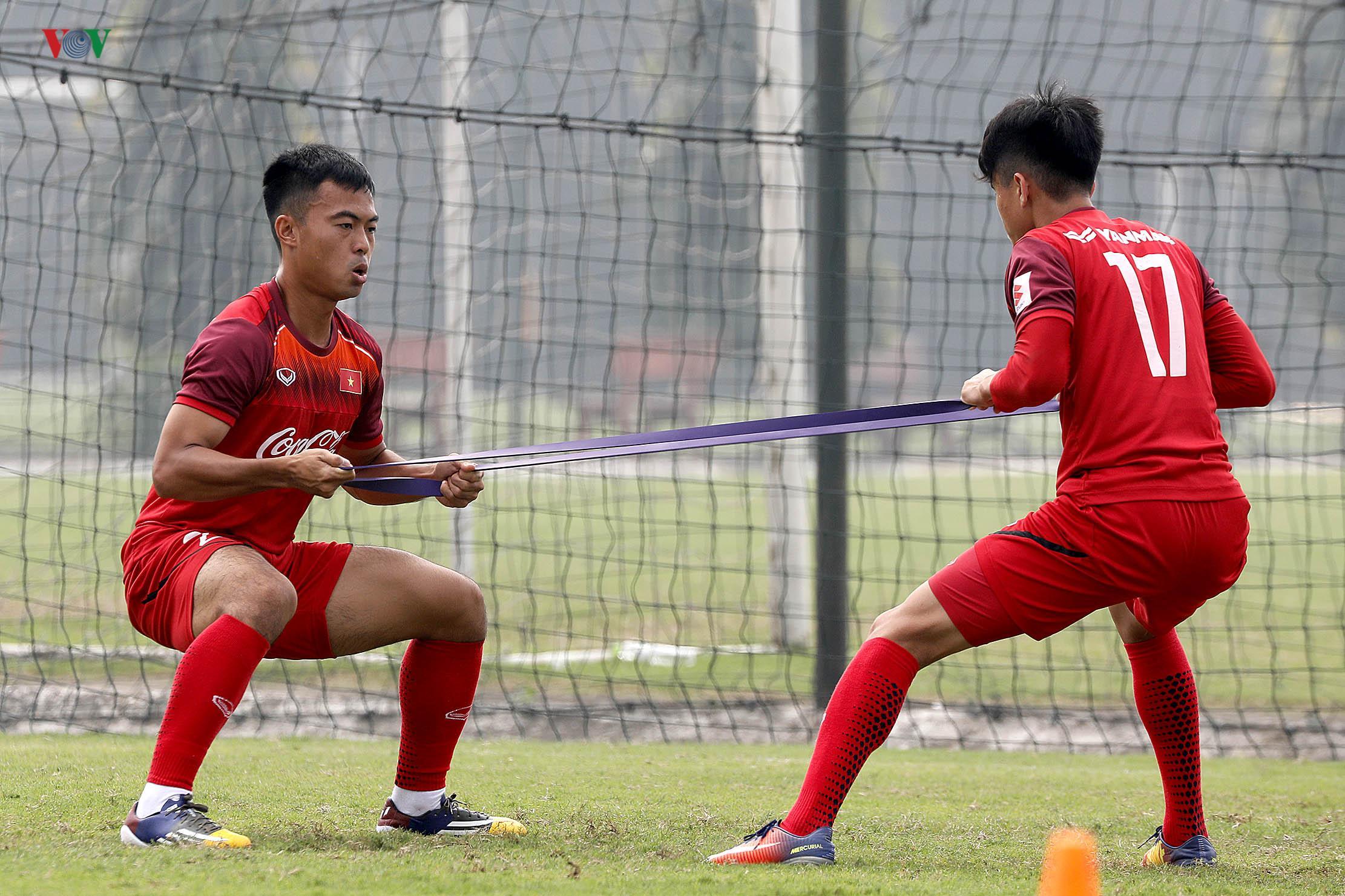 Đội hình dự kiến của U23 Việt Nam trước cuộc đụng độ với U23 Myanmar Ảnh 6
