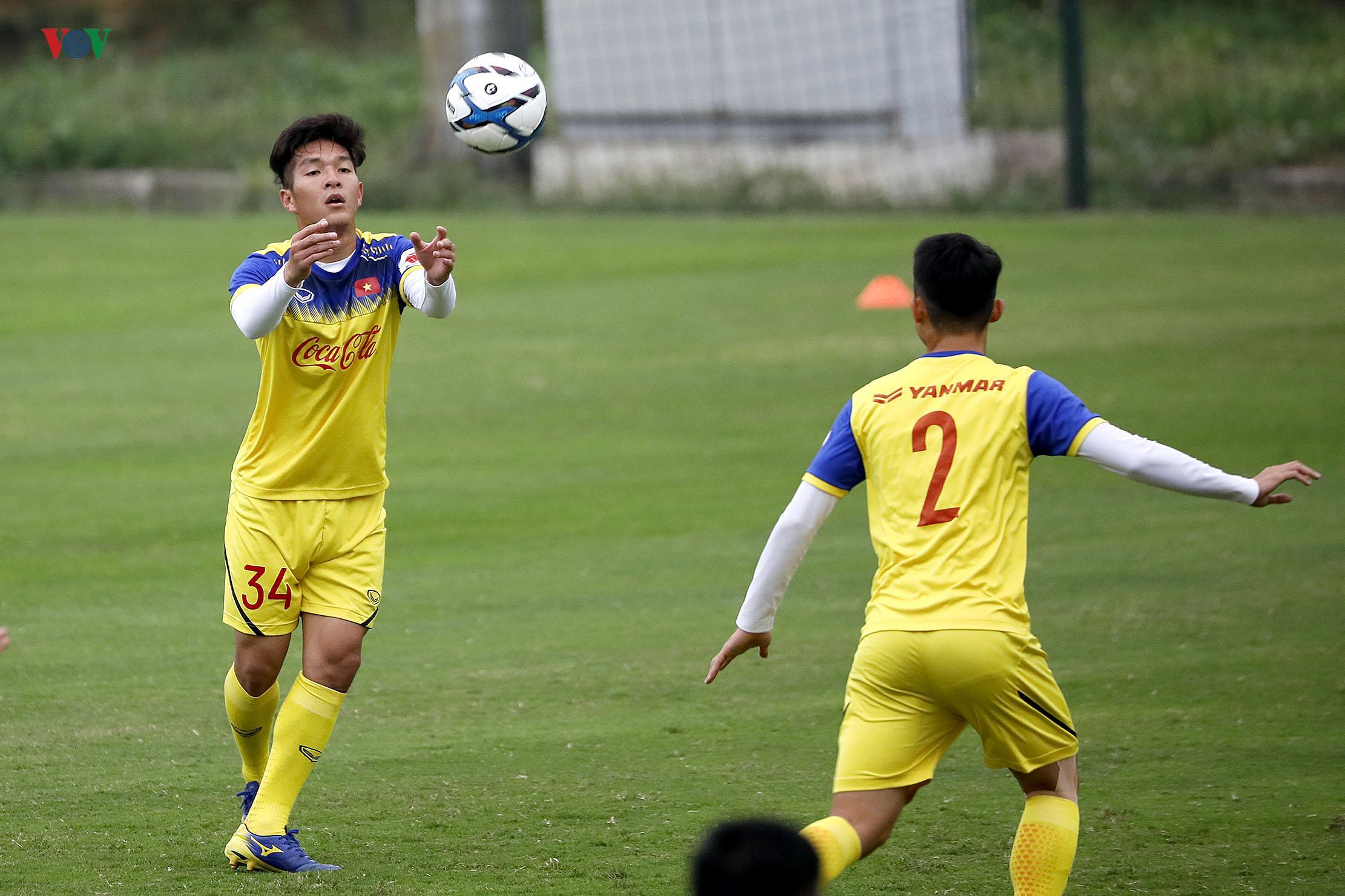 Đội hình dự kiến của U23 Việt Nam trước cuộc đụng độ với U23 Myanmar Ảnh 8