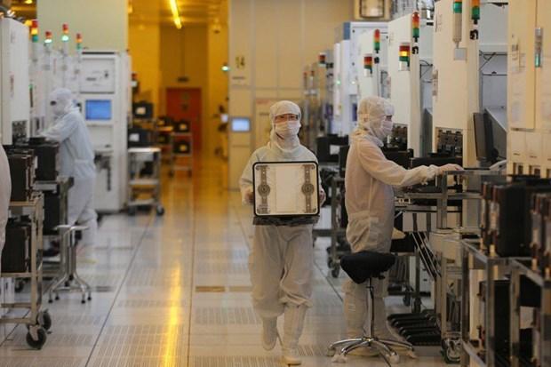 'Trung Quốc cần hơn 10 năm để xây dựng ngành công nghiệp chip' Ảnh 1