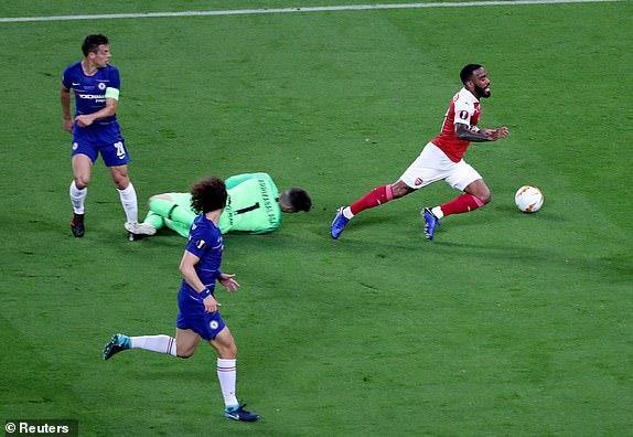 Chelsea 0-0 Arsenal: Cech liên tục cứu thua Ảnh 10