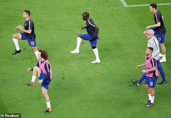 Chelsea 0-0 Arsenal: Cech liên tục cứu thua Ảnh 16