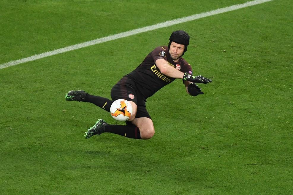 Chelsea 0-0 Arsenal: Cech liên tục cứu thua Ảnh 6